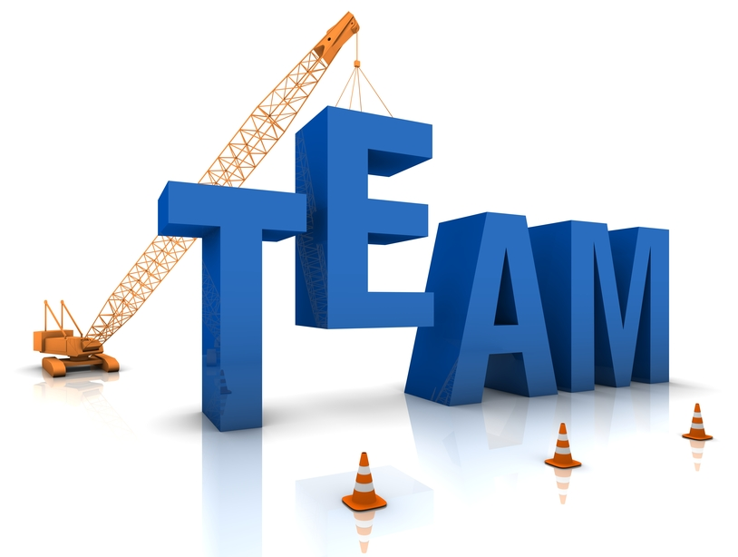 FIVE TOOLS TO MUSCLE BUILD YOUR TEAM