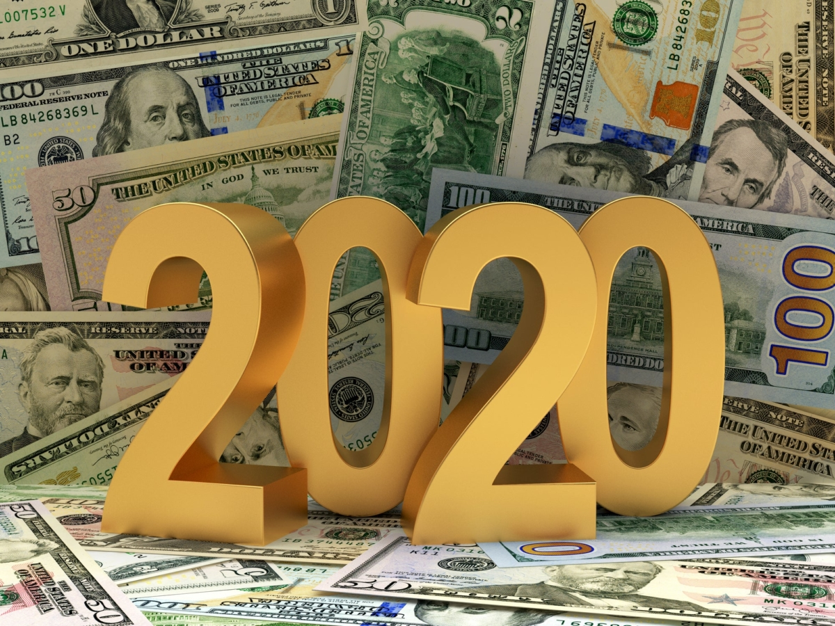 2020: The Year of Plenty
