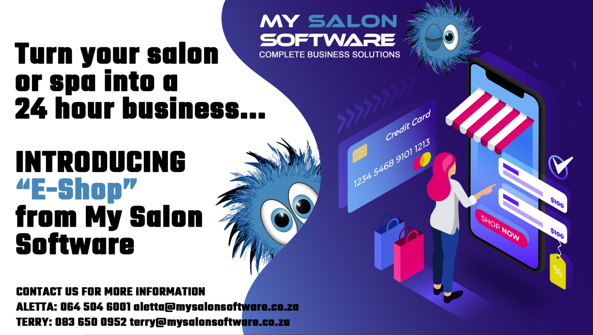 Turn your salon into a 24 hour business